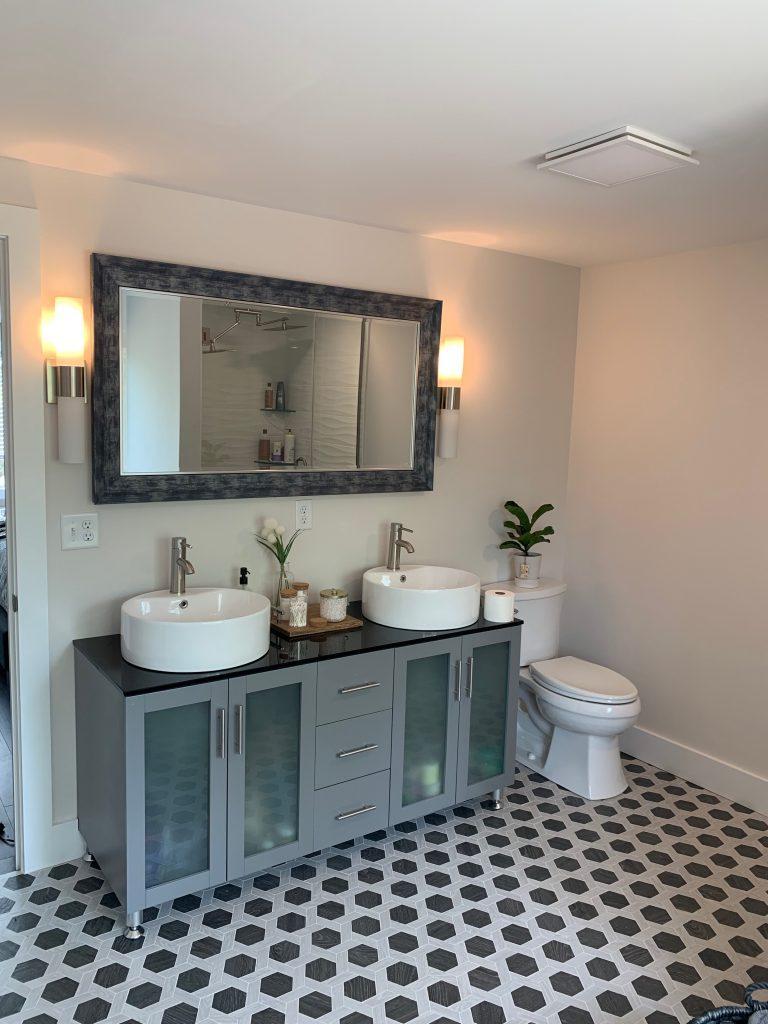 TBrothers new bathroom renovation