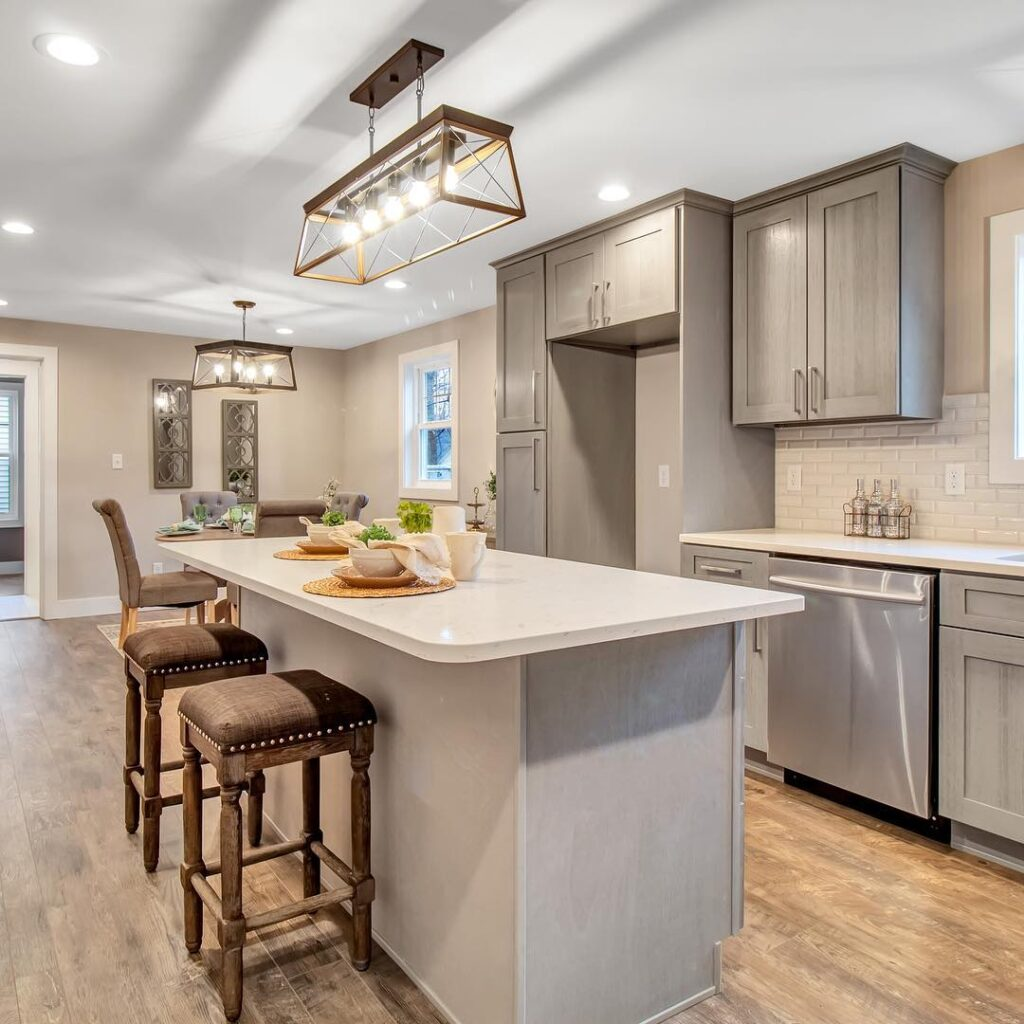 Kitchen remodel near me - kitchen and bath contractor