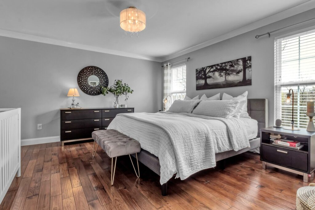 bedroom renovation home makeover contractor