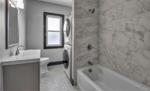 Clarence NY master bathroom contractor
