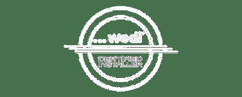 WEDI Certified Installer - contractor