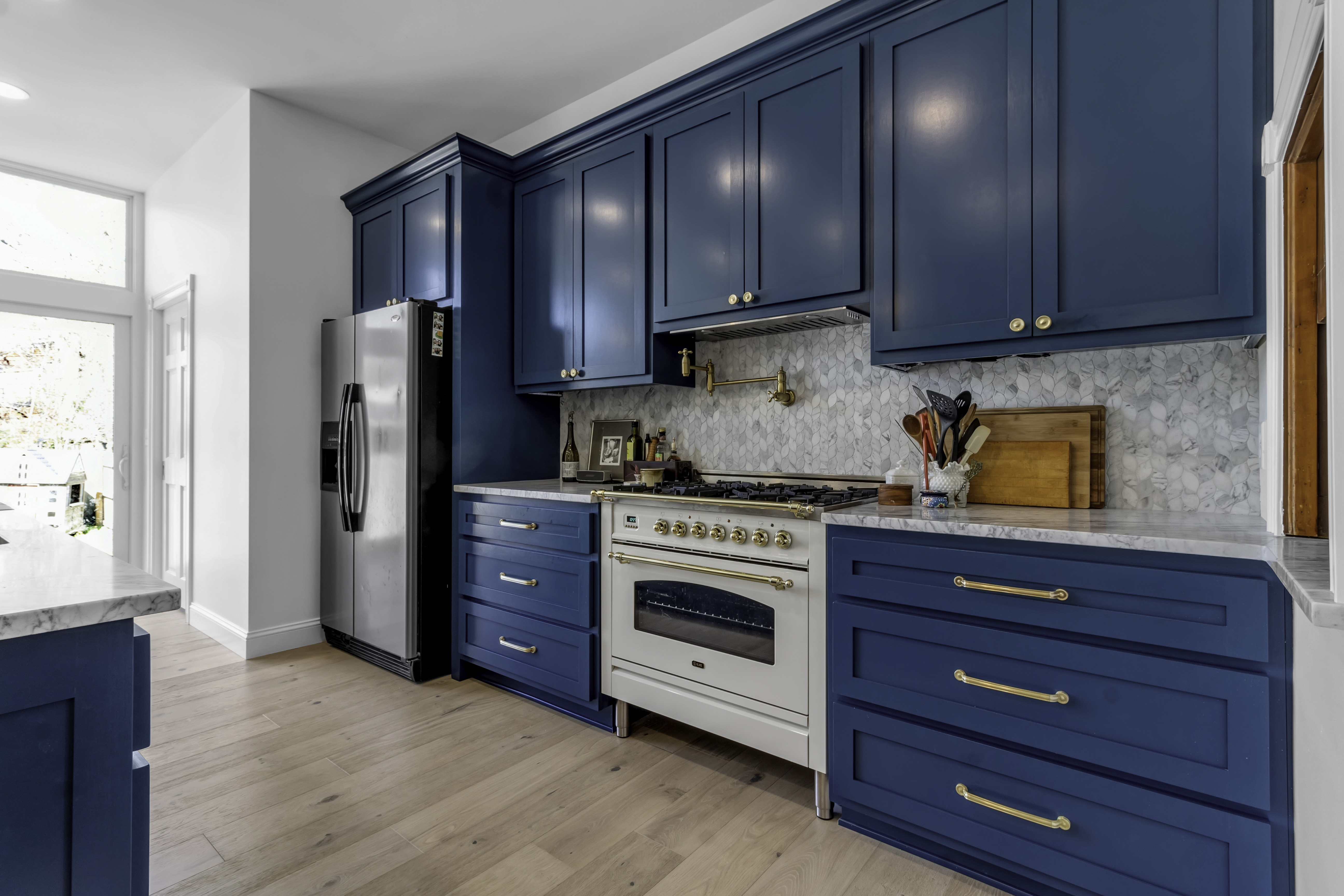 Kitchen remodel contractor wny
