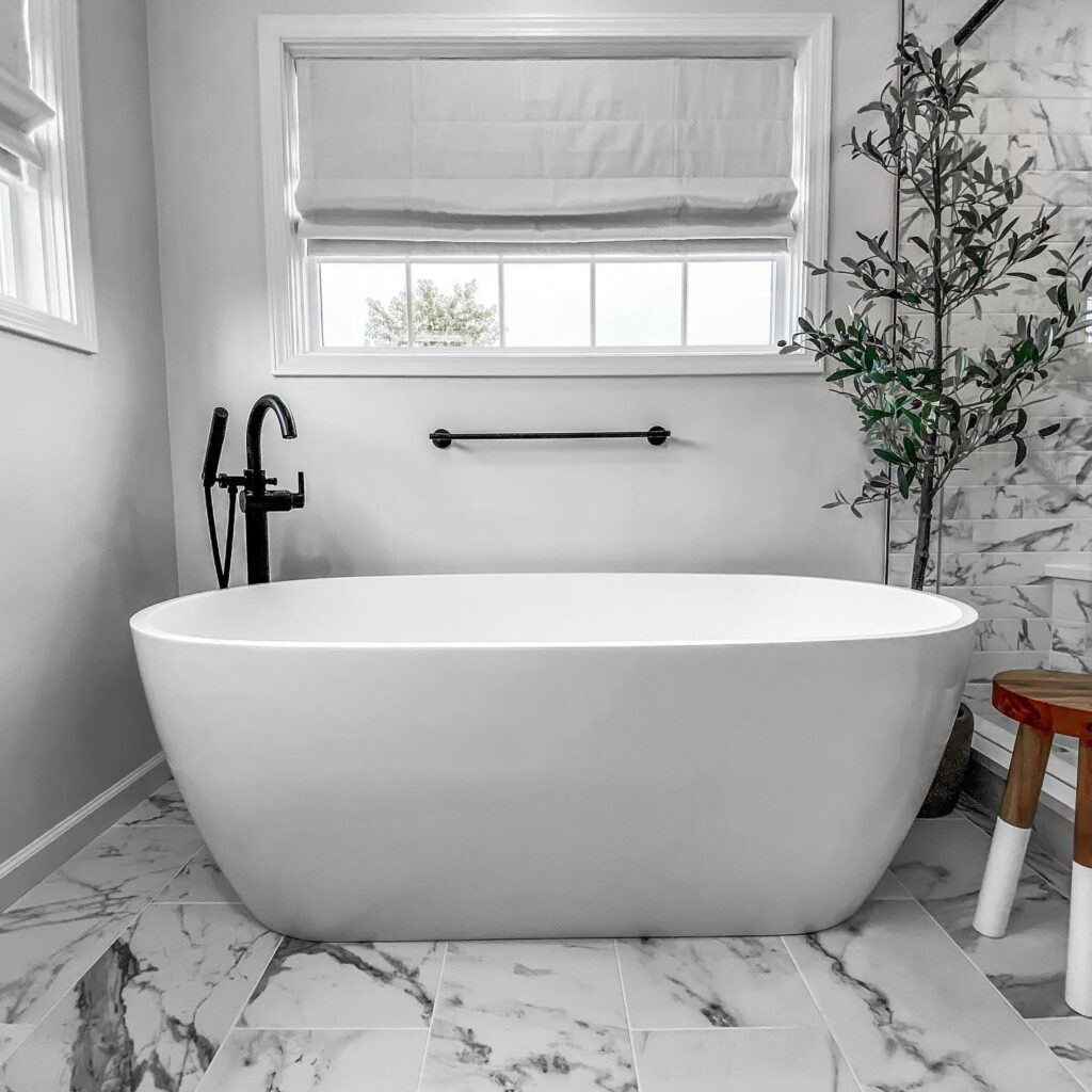 freestanding tub new bathroom remodel
