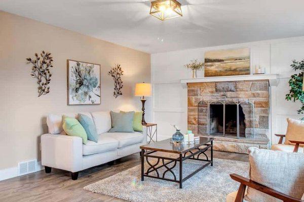 Home makeover | Living Room Renovation