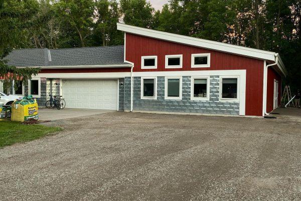 modern home addition | Renovations